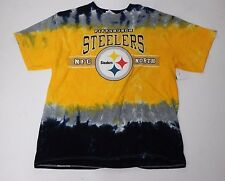 Men Short Sleeve Graphic T Shirt X Large Pittsburgh Steelers AFC North Football