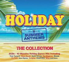 HOLIDAY - THE COLLECTION - VARIOUS ARTISTS: 2CD ALBUM SET (July 31st 2015)