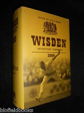 Wisden Cricketers' Almanack 2009 by Scyld Berry (Hardback) Cricket Ref, Near F