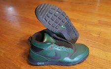 Nike Air ACG Wild Pegasus Mid mens US 11.5  green black red 370506-311 rare 2009