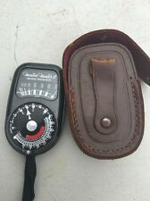 MINT Weston Master II 735 Vintage Photography Universal exposure light meter