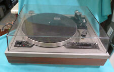 GARRARD DD75 VINTAGE 1977 DIRECT DRIVE TURNTABLE EXC WORKING
