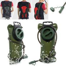 Durable 2L Water Bladder Case Hydration Pack Reservoir Bag Sack Backpack Camping