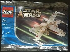 LEGO STAR WARS 6963 Mini X-wing Fighter NISP New & Sealed