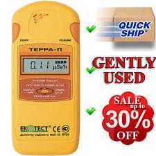 Terra-P MKS 05 (Ecotest) compteur Geiger/radiomètre/dosimètre/détecteur de...