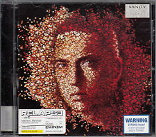 EMINEM - RELAPSE / PUSH DOWN & TURN - CD