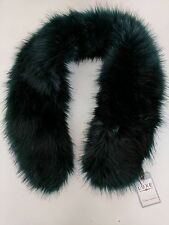 faux fur shawl collar BNWT