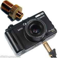 DIGITAL CAMERA VIDEO ADAPTOR FOR CARP FISHING BANKSTICK TRIPODS POD PHOTOS