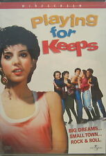 Playing for Keeps DVD 2003 Widescreen Brand New/Sealed