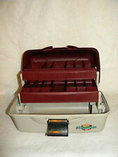 Flambeau Tackle Box - Never Used - Very Clean - 2 Trays with dividers