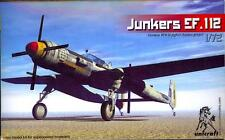Unicraft Models 1/72 JUNKERS EF-112 German WWII Fighter Project