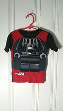 STAR WARS LEGO TEE YOUTH SIZE 6 MULTI COLOR SHORT SLEEVE GRAPHIC