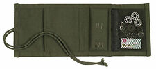 Canvas Sewing Kit OD Olive Drab Lightweight Outdoor Sew Kits w/ Accessories