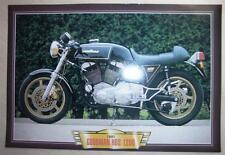 GOODMAN HDS 1200 HARLEY-DAVIDSON CAFE RACER MOTORCYCLE BIKE 1990'S PICTURE 1991