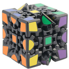 Toy Gearwheel 6 sides Rubik's Cube Magic Combination 3D Gear Cube Speed Puzzle