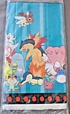 NEW IN PACKAGE POKEMON GOTTA CATCH THEM ALL TABLECOVER PARTY SUPPLIES
