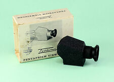 Tessina Pentaprism Viewfinder in original box