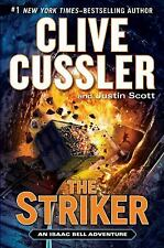 The Striker (An Isaac Bell Adventure) - New - Cussler, Clive - Hardcover