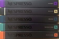 NESPRESSO CAPSULES - 50 COUNT - STRONG VARIETY PACK - INTENSO & LUNGO MIX PODS
