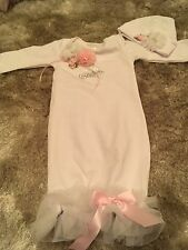 Coming Home Outfit Baby Girl 0-3 Months