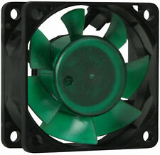 Nanoxia 60mm Case Fan profundo silencio silencioso PC 2000 Rpm, 15.8 CMF, 12.1 DBA, 3-Pin