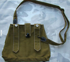 WWII GERMAN ARMY BREAD BAG WITH SHOULDER STRAP-Y008
