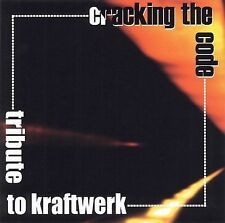 Tribute to Kraftwerk Cracking the Code 2000, Vitamin Records (USA) - CD