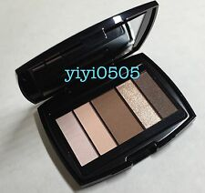 Lancome Color Design Palette Eyeshadow (5) Parisian Dusk #0916S New