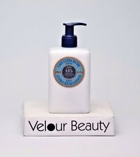 L'Occitane Shea Butter Ultra Rich Body Lotion 8.4oz / 250ml New