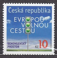 CZECH REPUBLIC 2007**MNH SC# 3367 Czech Republic's Entry Into Schengen