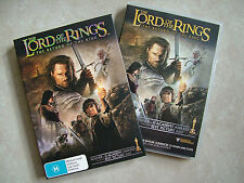DVD - THE LORD OF THE RINGS - THE RETURN OF THE KING - 2-DISC - LIKE NEW