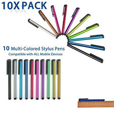 10 x Universal TOUCH SCREEN STYLUS PENS for ALL Mobile Phones Tablet For Iphone