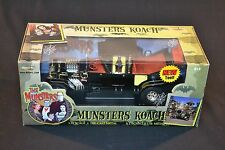 USED 1/18 THE MUNSTERS KOACH ERTL 2002 AMERICAN MUSCLE DIECAST CAR