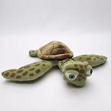 "Crush Plush Lovey from Finding Nemo, Sea Turtle - Disney Pixar Authentic 12"""