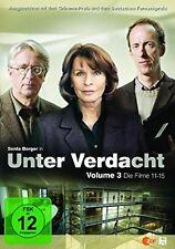 UNTER VERDACHT - VOL.3 (AMARAY) Senta Berger, Rudolf Krause 3 DVD NEU