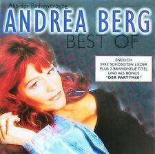 BEST OF ANDREA BERG NEW CD