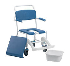 Uppingham Mobile Shower Commode Chair - High Quality