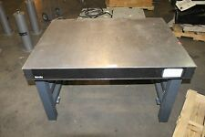 """P.A.L.M PALM MIKROLASER TABLE 4FT BY 3FT AND 30"""" TALL OPTICAL TABLE"""