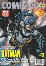 SDCC Comic Con 2014 TV Guide Batman and Gotham