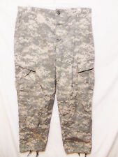 Woorich Inc ACU Army Combat Uniform Digital Camo Pants/Trousers Large Short Hunt