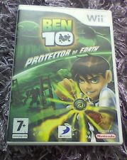Ben 10: Protector of Earth (Wii) Nintendo Wii Game