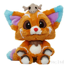 GAME LOL League of Legends 2015 5S Finals Gnar Plush DOLL Toy 1:1 Size 35cm FR