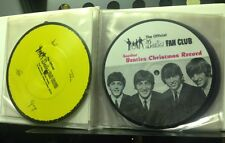 THE BEATLES 45 Record Christmas Collection - Fan Club - RARE #78 of 1000