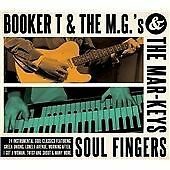 Booker T. & the MG's - Soul Fingers  (CD) .. FREE UK P+P ......................