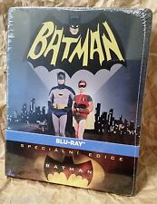 Original BATMAN MOVIE 1966 Blu-Ray Czech Exclusive Ltd Ed QSlip STEELBOOK 300qty