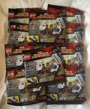 (5x) Lego Hulk Polybag Lot ~Marvel Super Heroes Avengers~ Exclusive