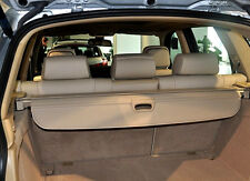 Trunk Shade Beige Cargo Cover For BMW X5 E70 2008 2009 2010 2011 2012 2013
