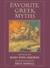 Poetry and Story Collections: Favorite Greek Myths by Mary Pope Osborne...