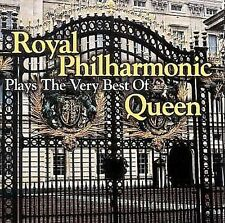 Royal Philharmonic Orchestra Plays the Very Best of Queen (CD 2000, Berlin...