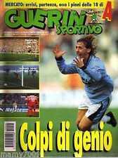 GUERIN SPORTIVO=N°44 (1069) 1995=SIGNORI=TOTTI=GUALDO=FORLI'=FILM CAMPIONATO=